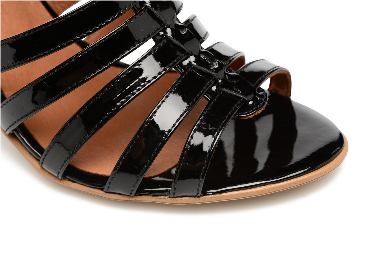 Sandales et nu-pieds Made by SARENZA Frida Banana #12 Noir vue gauche