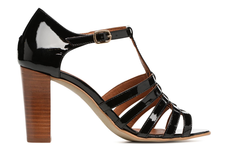 Sandales et nu-pieds Made by SARENZA Frida Banana #12 Noir vue détail/paire