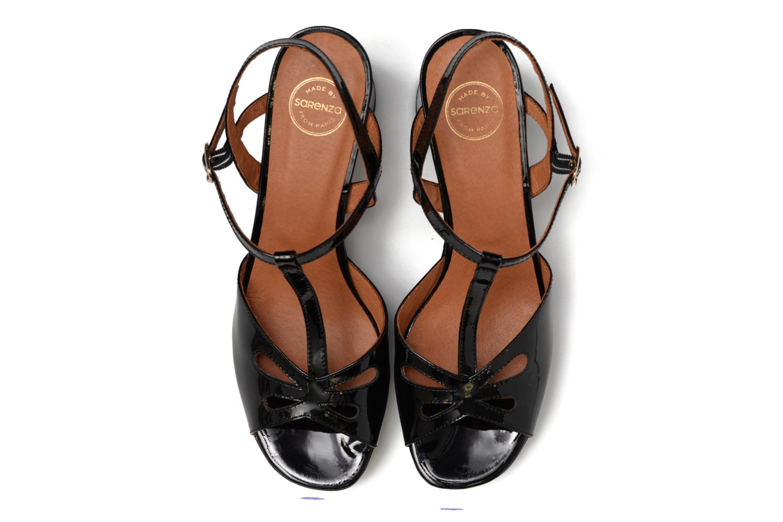 Sandales et nu-pieds Made by SARENZA Tennesse Sister #3 Noir vue portées chaussures