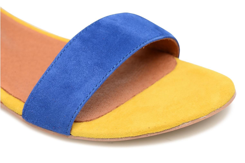 Sandales et nu-pieds Made by SARENZA Frida Banana #7 Multicolore vue gauche