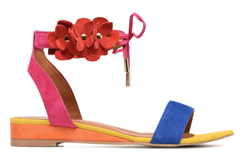Sandales et nu-pieds Made by SARENZA Frida Banana #7 Multicolore vue détail/paire