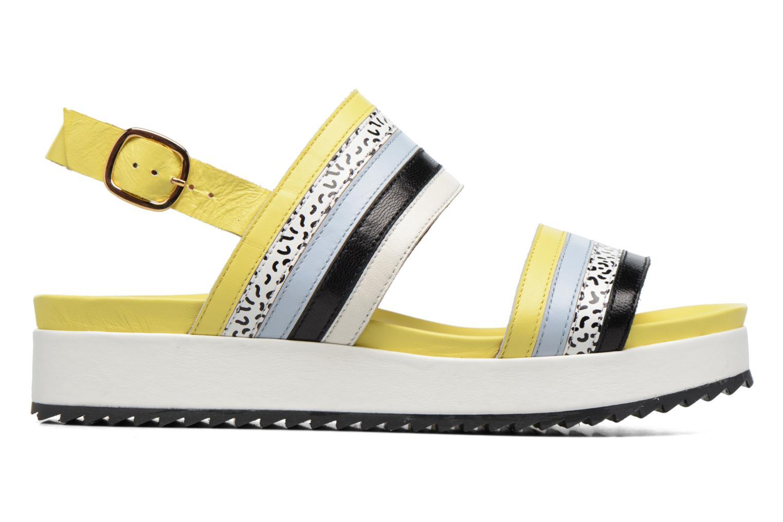 Sandales et nu-pieds Made by SARENZA Pastel Belle #7 Multicolore vue détail/paire