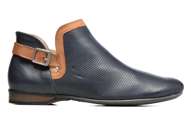 Bottines et boots Dorking Candy 7051 Bleu vue derrière