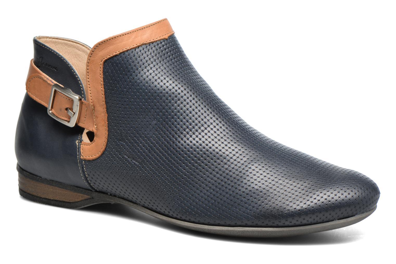 Bottines et boots Dorking Candy 7051 Bleu vue détail/paire