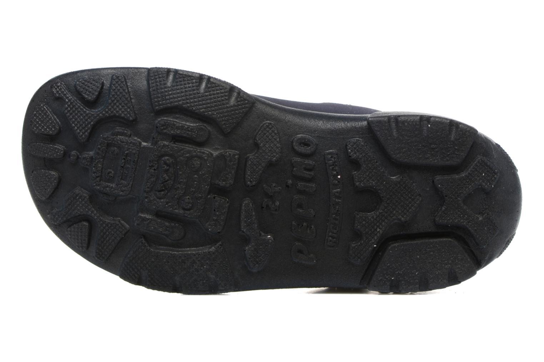 Sandales et nu-pieds PEPINO Manti Bleu vue haut