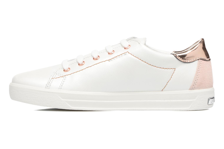 Sneakers Ricosta Midori Hvid se forfra