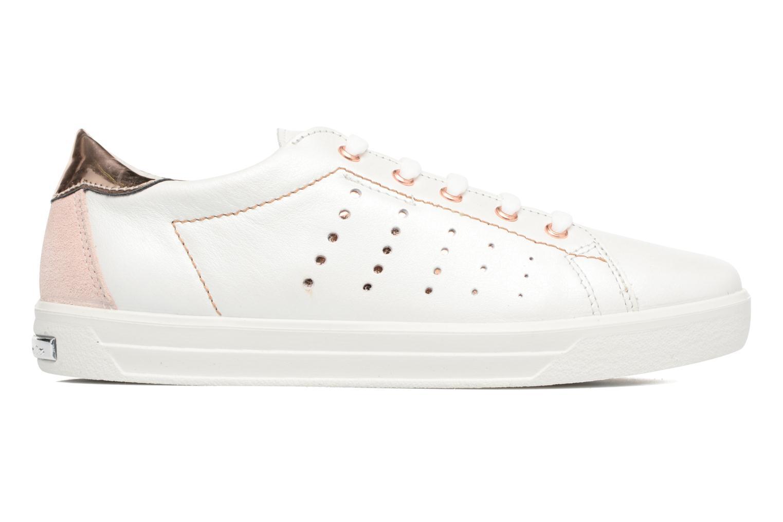 Sneakers Ricosta Midori Hvid se bagfra