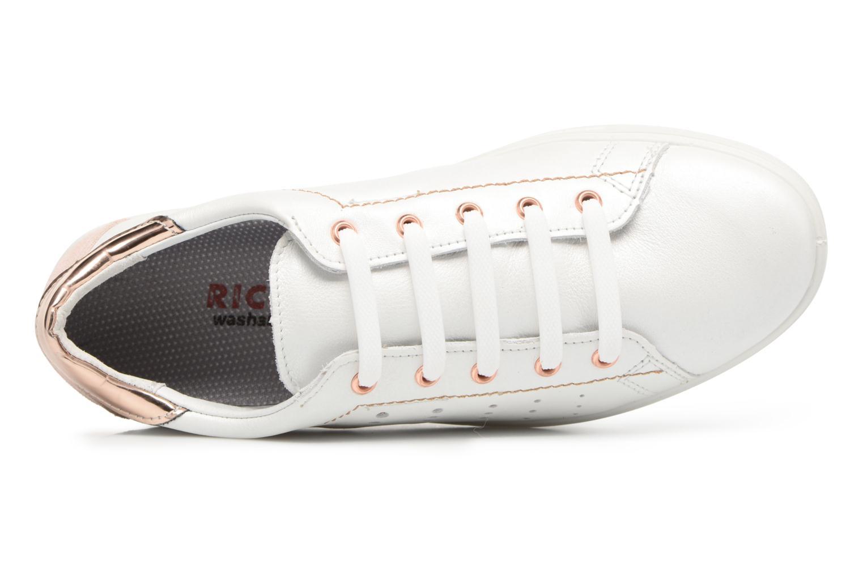 Sneakers Ricosta Midori Bianco immagine sinistra