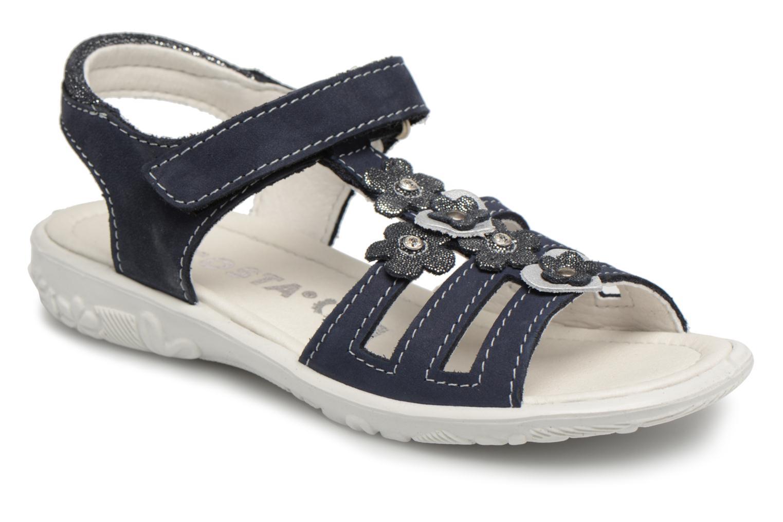 Sandales et nu-pieds Ricosta Chica Bleu vue détail/paire