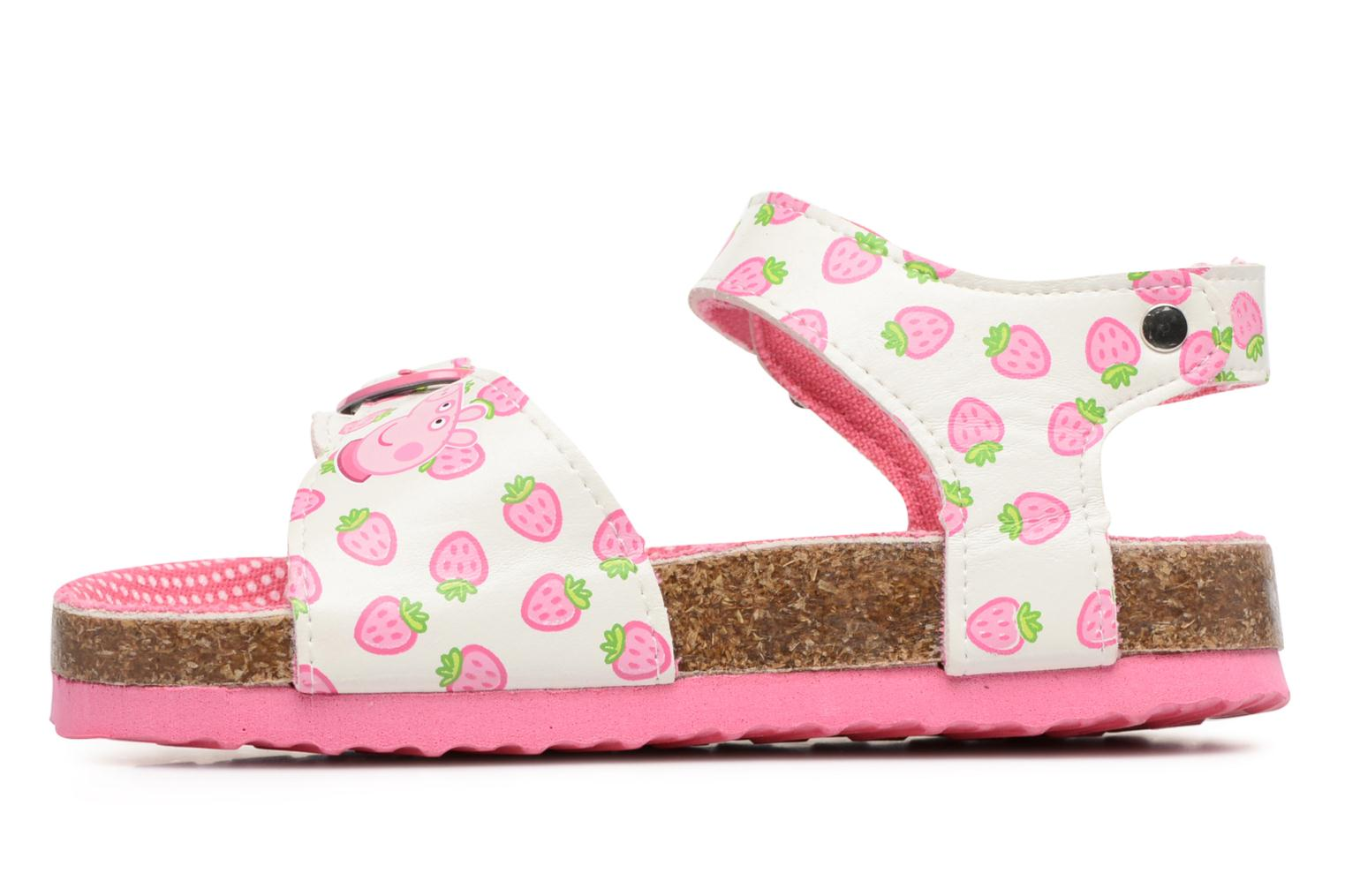 Sandals Peppa Pig PP MAXIE Pink front view