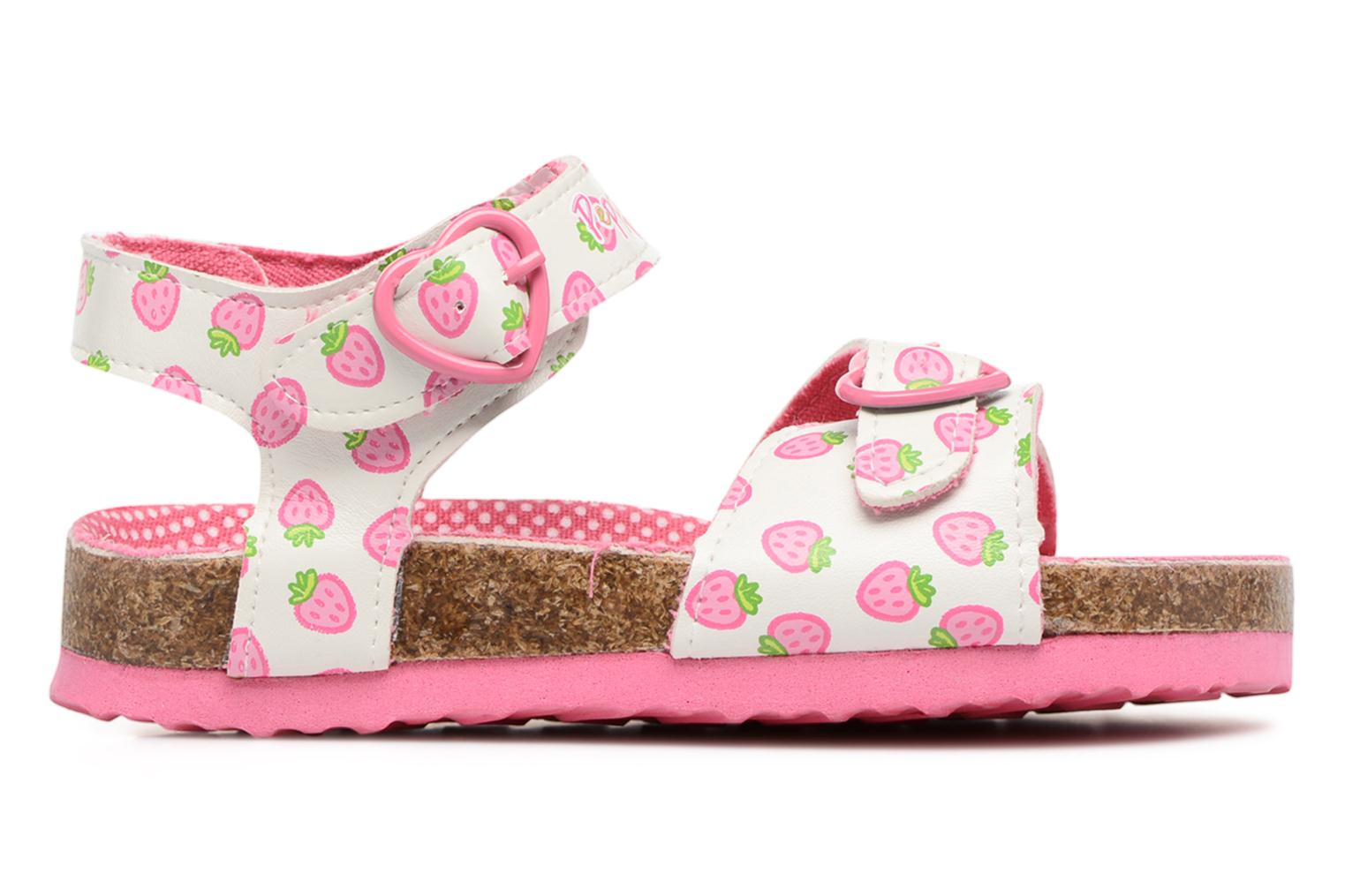Sandals Peppa Pig PP MAXIE Pink back view