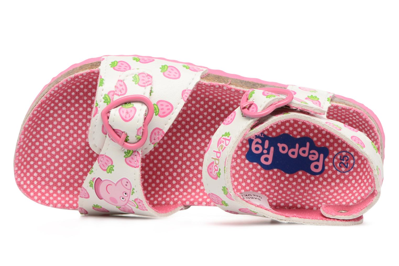 Sandalen Peppa Pig PP MAXIE Roze links