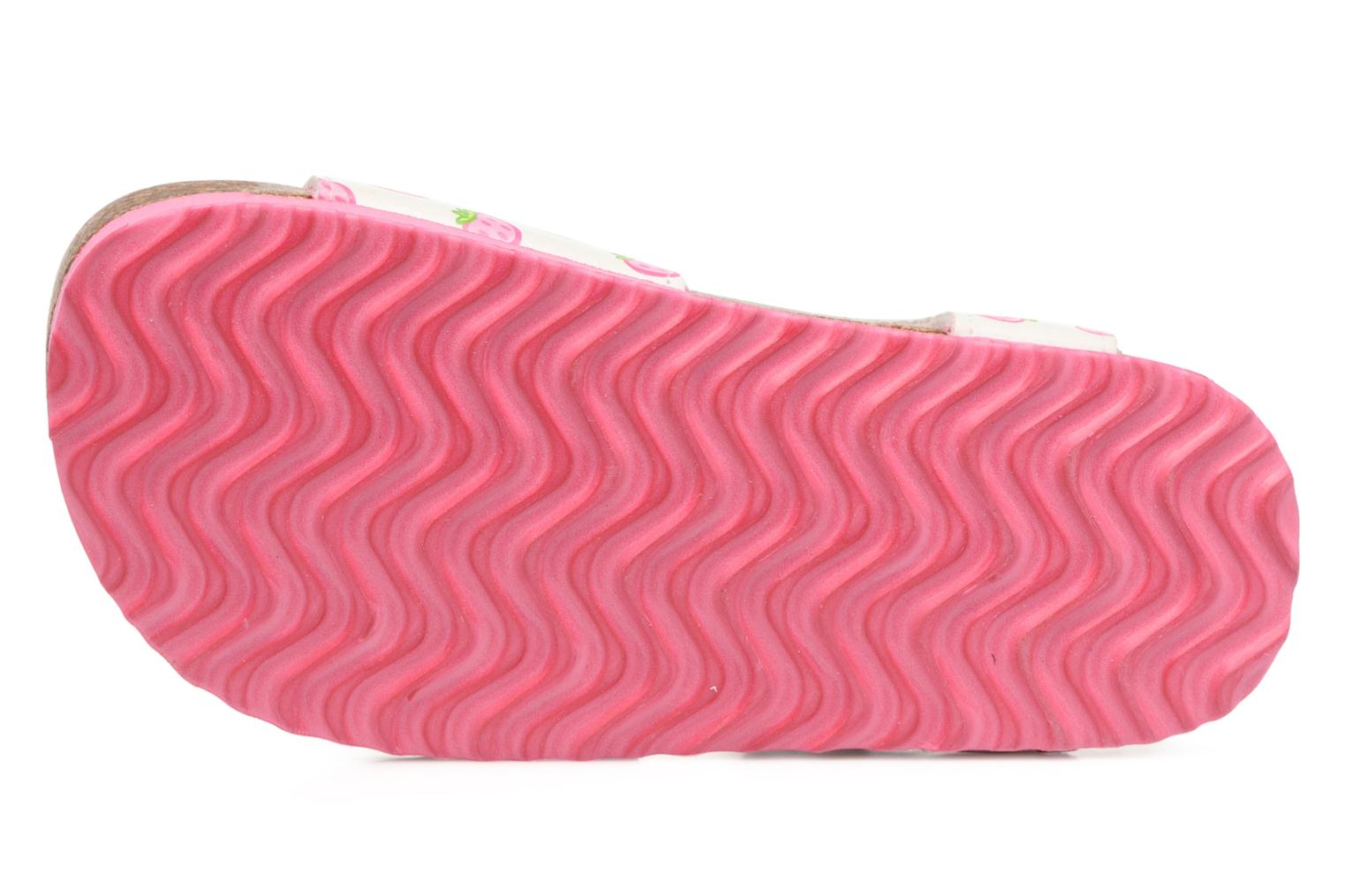 Sandals Peppa Pig PP MAXIE Pink view from above