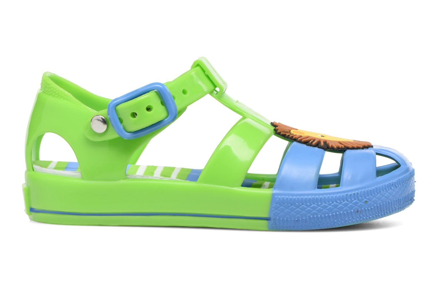 Sandalias Colors of California Jenny sandals LION Verde vistra trasera