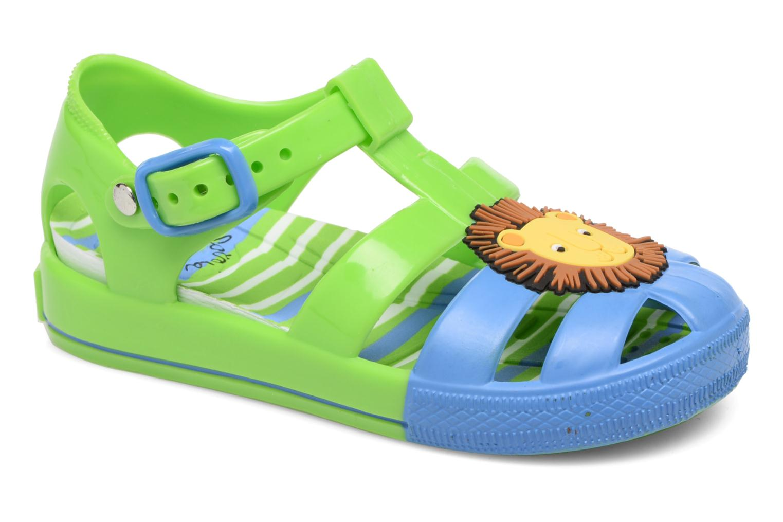 Sandalias Colors of California Jenny sandals LION Verde vista de detalle / par