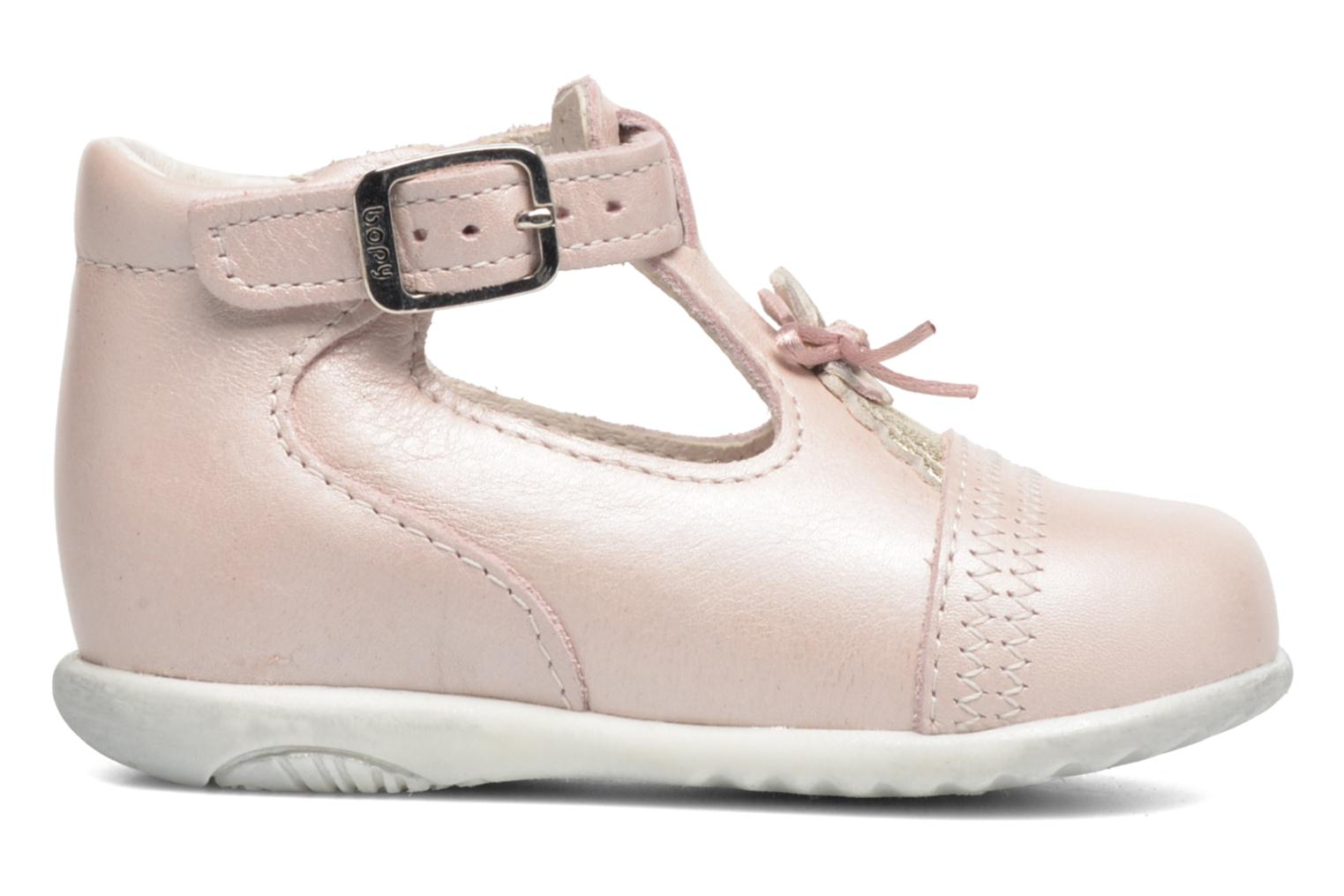 Summer boots Bopy Zegana Pink back view