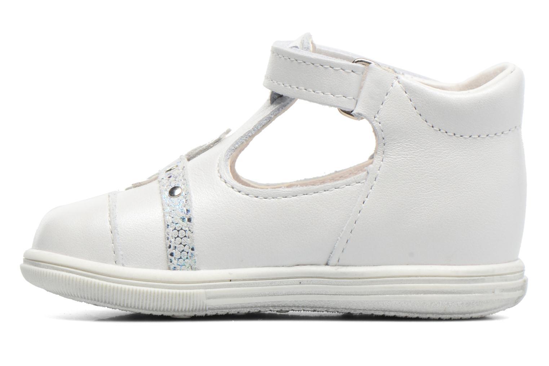 Sandali e scarpe aperte Bopy Zolita Bianco immagine frontale