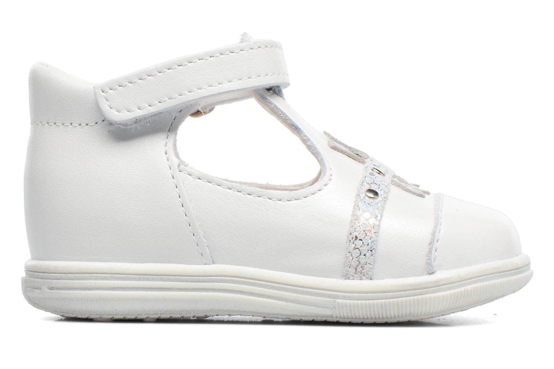 Sandali e scarpe aperte Bopy Zolita Bianco immagine posteriore