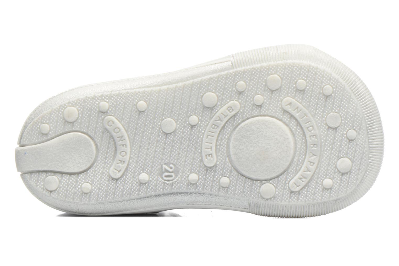 Sandali e scarpe aperte Bopy Zolita Bianco immagine dall'alto