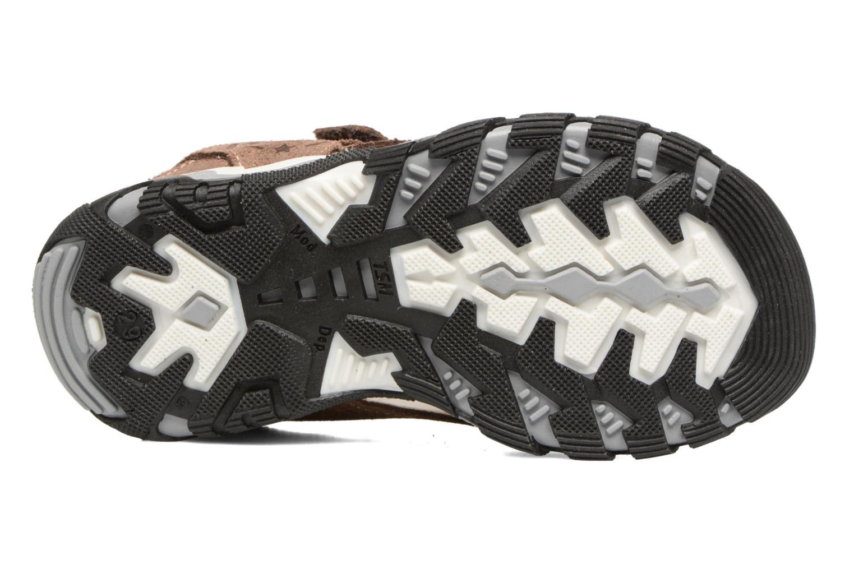Sandales et nu-pieds Bopy Eblake Marron vue haut