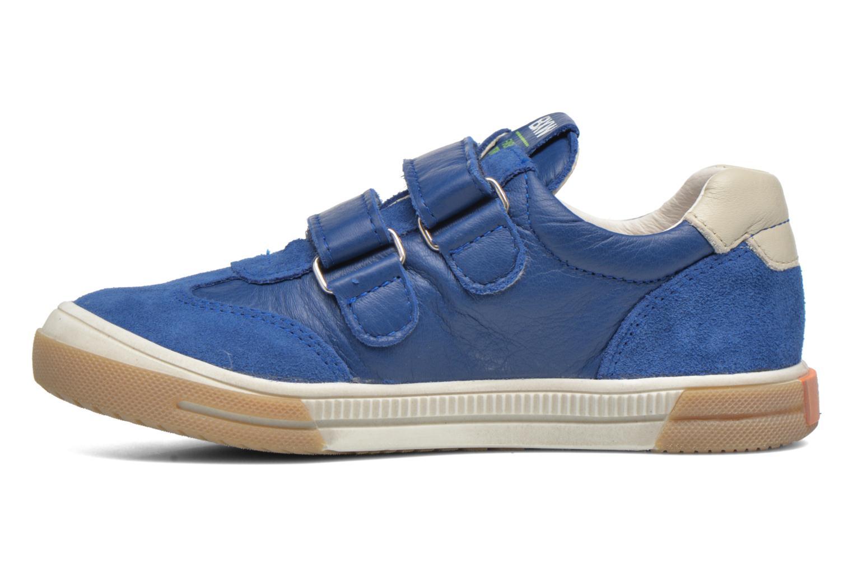 Sneakers Bopy Vanosk Azzurro immagine frontale