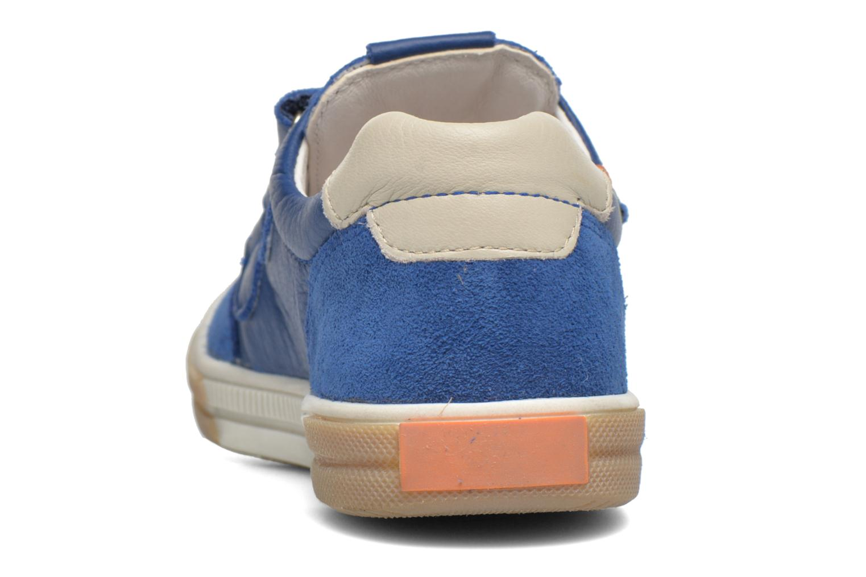 Sneakers Bopy Vanosk Azzurro immagine destra
