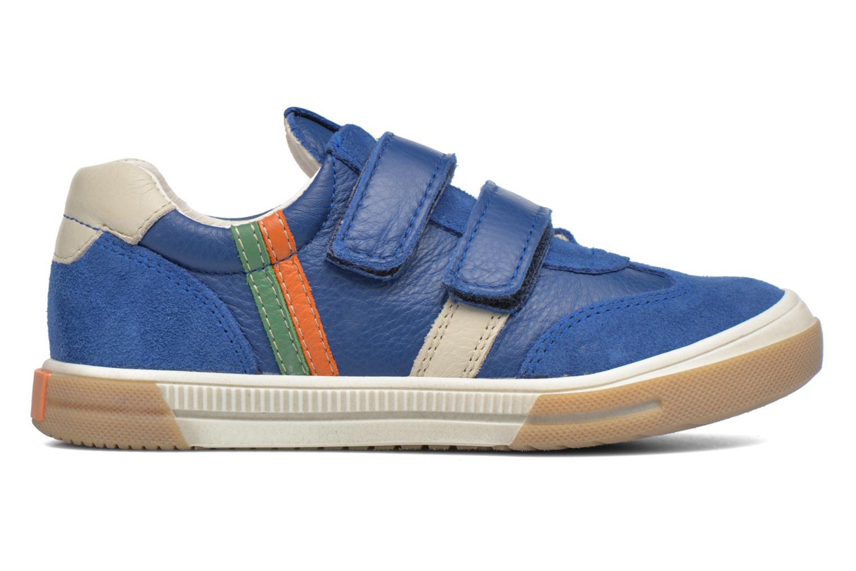 Sneakers Bopy Vanosk Azzurro immagine posteriore