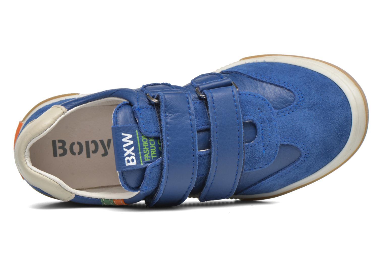 Sneakers Bopy Vanosk Azzurro immagine sinistra
