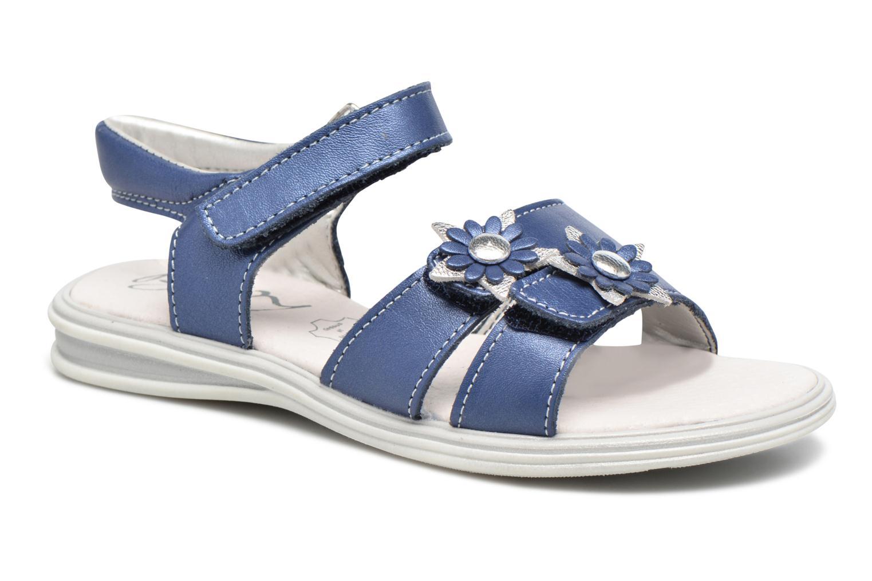 Sandalias Bopy Elisco Azul vista de detalle / par
