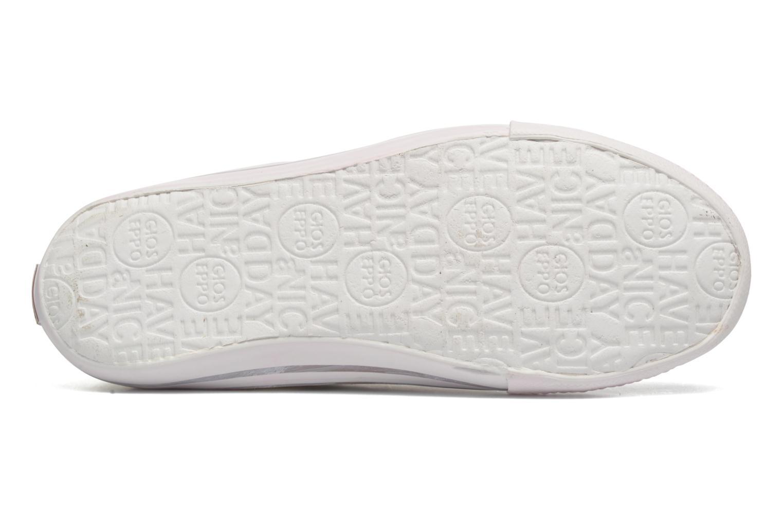 Sneaker Gioseppo Bandelaire weiß ansicht von oben