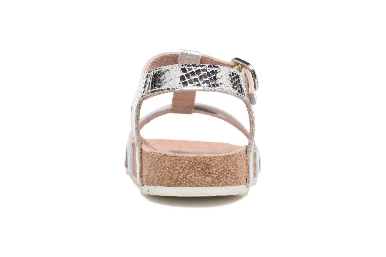 Sandales et nu-pieds Gioseppo Centella Argent vue droite