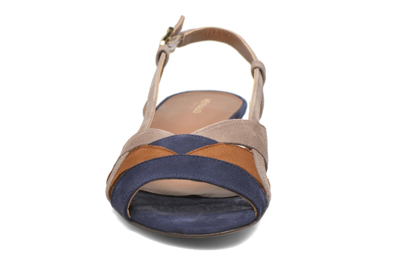 Sandals Heyraud EDNA Multicolor model view