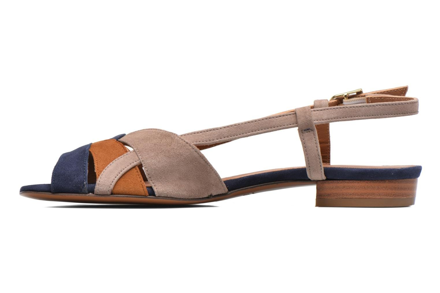 Sandals Heyraud EDNA Multicolor front view