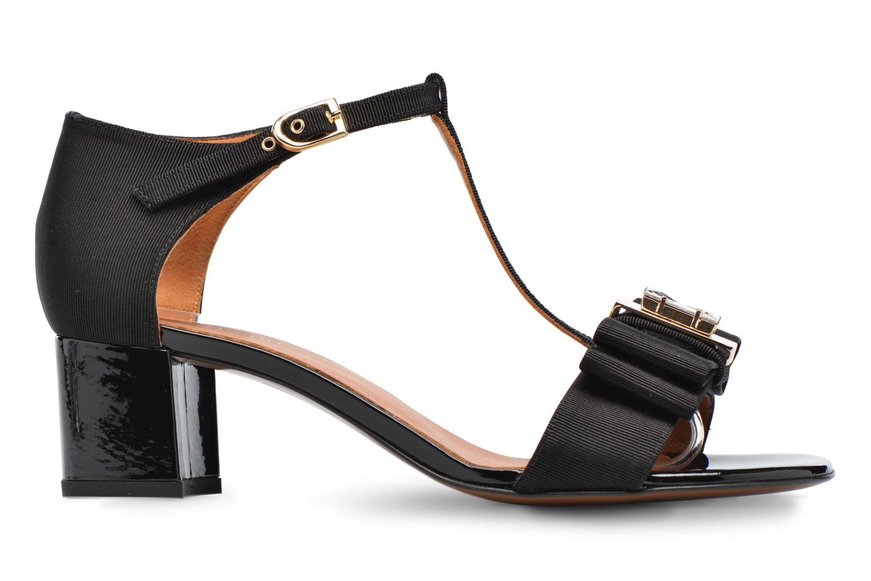Sandales et nu-pieds Heyraud ENAEL Noir vue derrière