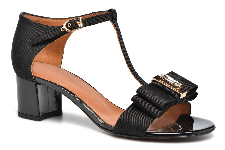 Sandales et nu-pieds Heyraud ENAEL Noir vue détail/paire