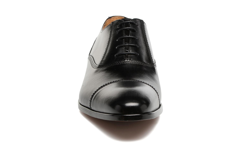 Chaussures à lacets Heyraud ELOPHE Noir vue portées chaussures