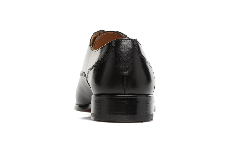 Chaussures à lacets Heyraud ELOPHE Noir vue droite