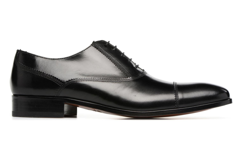 Chaussures à lacets Heyraud ELOPHE Noir vue derrière