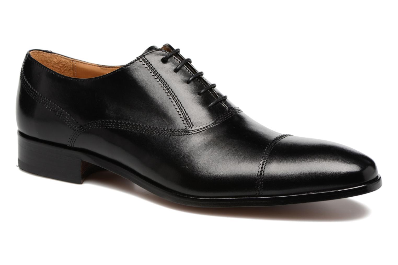 Chaussures à lacets Heyraud ELOPHE Noir vue détail/paire