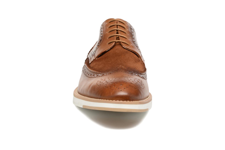 Chaussures à lacets Heyraud ETIENNE Marron vue portées chaussures