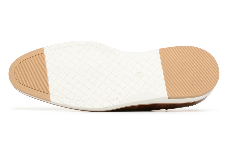 Chaussures à lacets Heyraud ETIENNE Marron vue haut