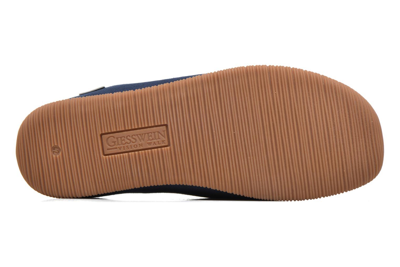 Pantoffels Giesswein Perkam Blauw boven