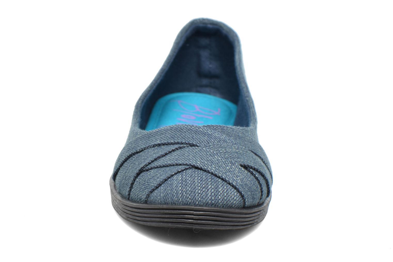 Ballerinaer Blowfish Glo2 Blå se skoene på