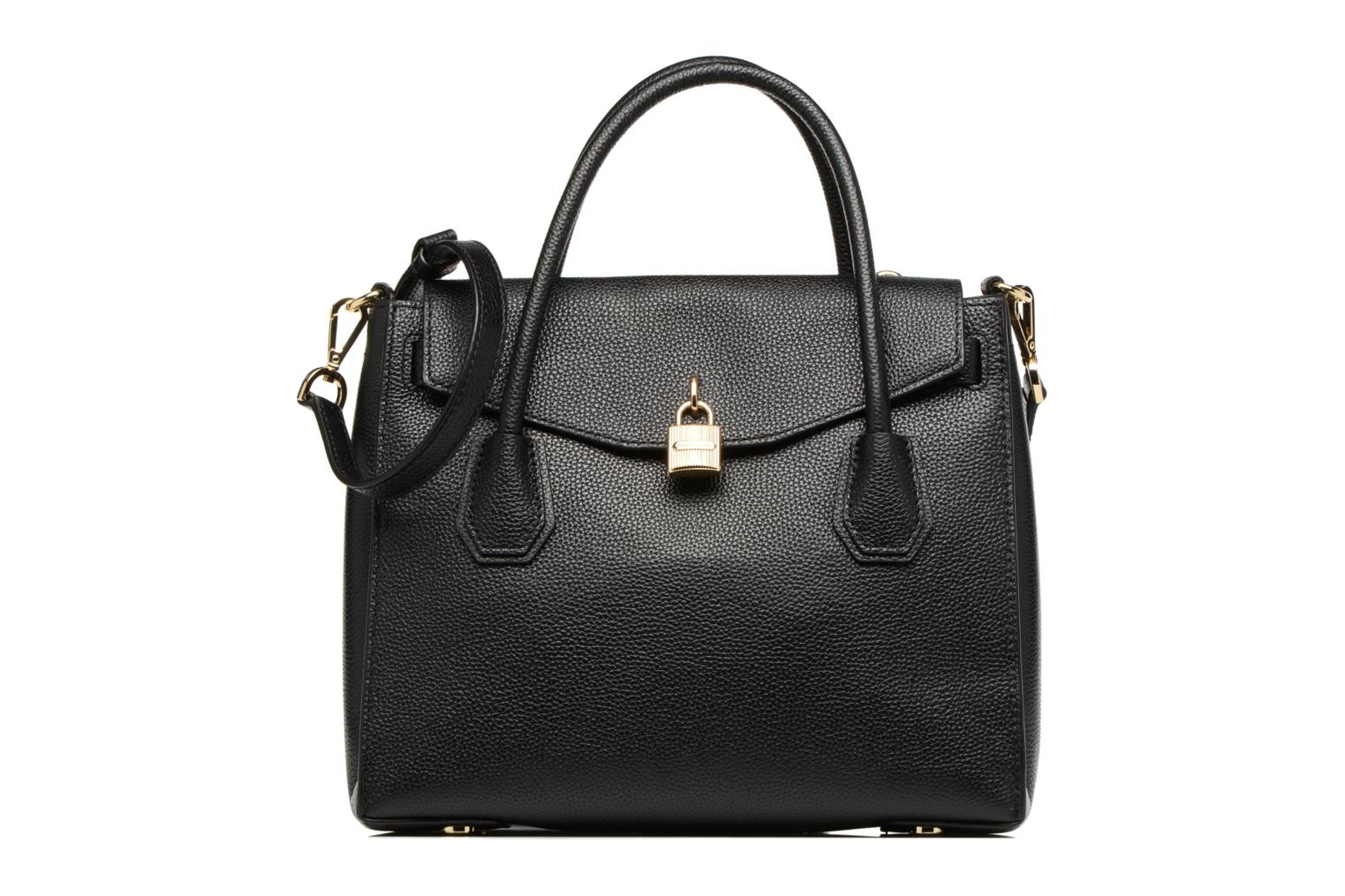 Sacs à main Michael Michael Kors MERCER LG ALL IN ONE BAG Noir vue détail/paire