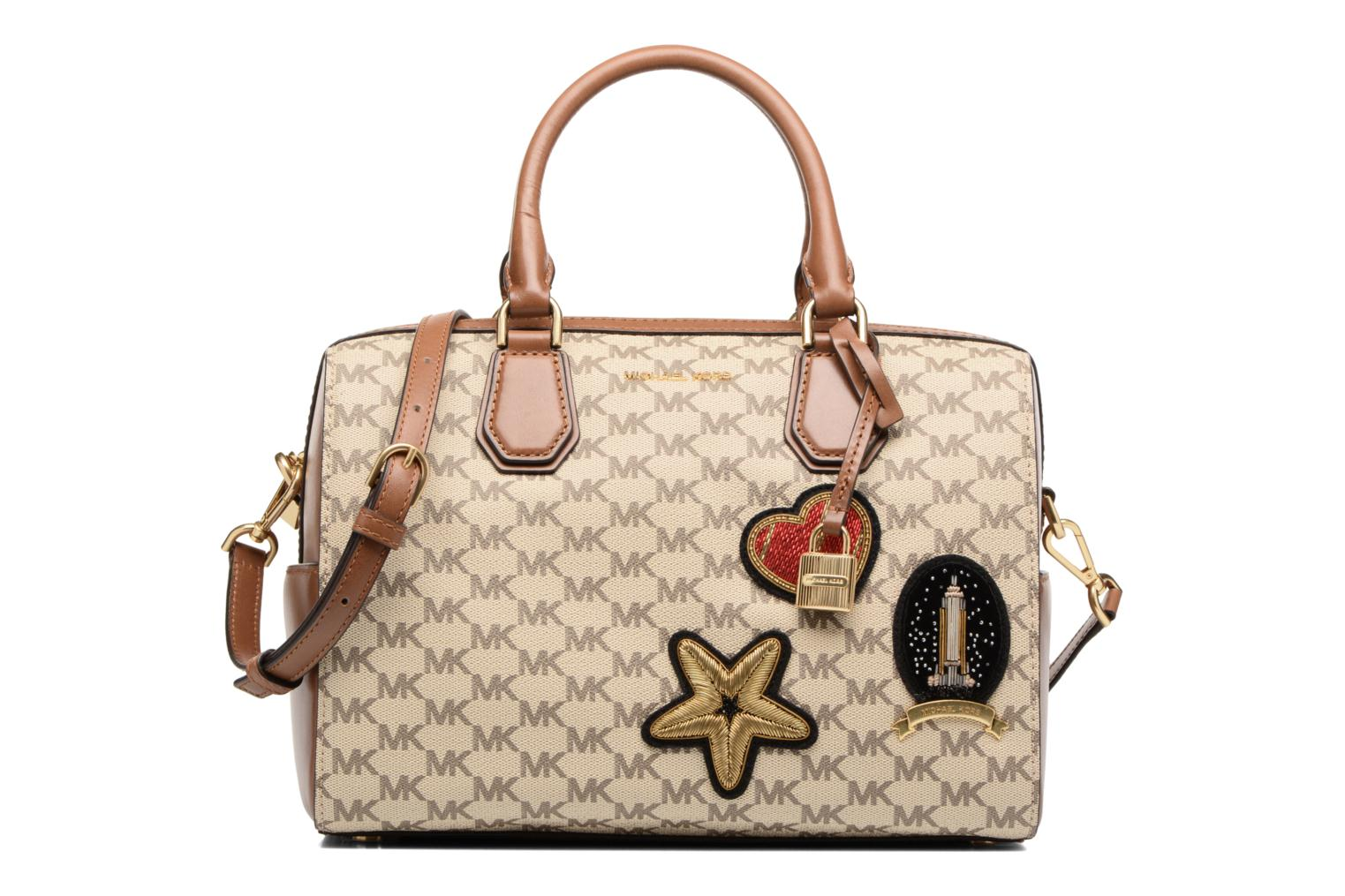 PATCHES MERCER DUFFLE Nat/luggage