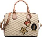 PATCHES MERCER DUFFLE