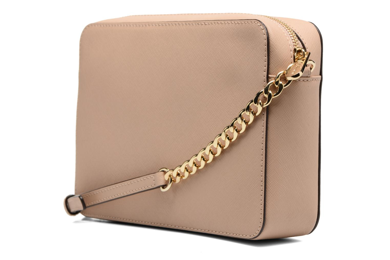 JET SET TRAVEL LG CROSSBODY Oyster