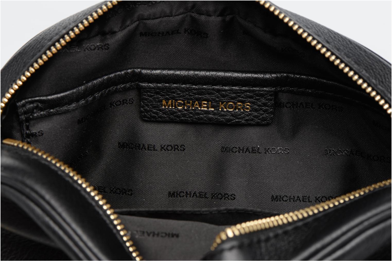 Sacs à main Michael Michael Kors GINNY MD MESSENGER Noir vue derrière