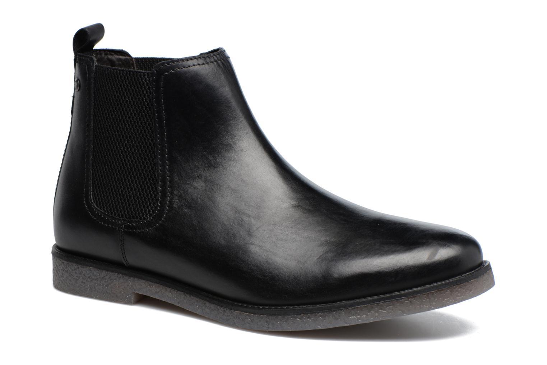 Bottines et boots Base London Ferdinand Noir vue détail/paire