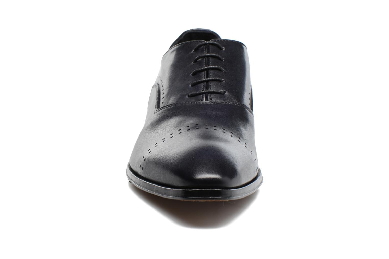 Snörade skor Marvin&Co Luxe Dartford Blå bild av skorna på
